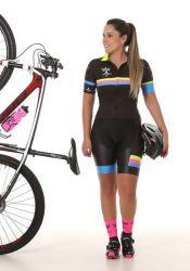Bretelle Ciclismo Unissex Black