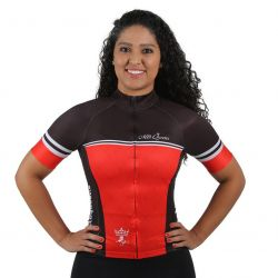 Camisa Ciclismo Red