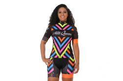 Conjunto Listras Preto (Camisa + Bermuda + Meia)