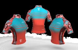 Camisa Ciclismo Caribe