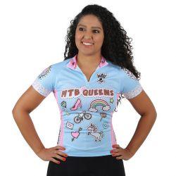 Camisa Ciclismo Unicórnio
