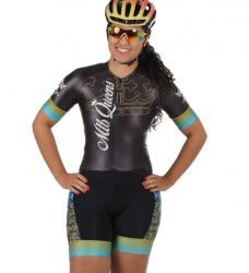 Macaquinho Ciclismo Queen