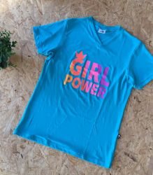 Camisa Casual Girl Power