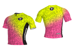 Camisa Ciclismo Unissex Vibes Adrenalina