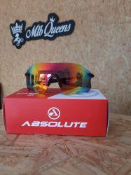 Óculos Absolute Prime SL - Preto/Vermelho