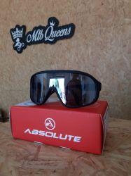 Óculos Absolute  Nero - Preto/Prata
