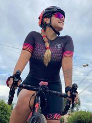 Macaquinho Ciclismo Listras Degradê