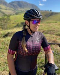 Camisa Ciclismo Premium Listras Degradê