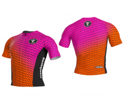 Camisa Ciclismo Unissex Audaciosa