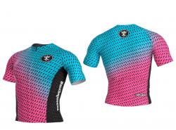 Camisa Ciclismo Unissex Destemida