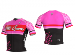 Camisa Ciclismo Unissex Poderosa