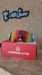 Óculos Absolute  Prime EX - Vermelho/Branco