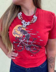 Camiseta Pedal Noturno