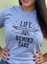 Camiseta Life Behind Bars Mescla