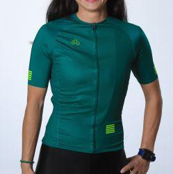 Camisa Ciclismo Verde Dream Design