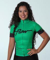 Camisa Ciclismo Flow